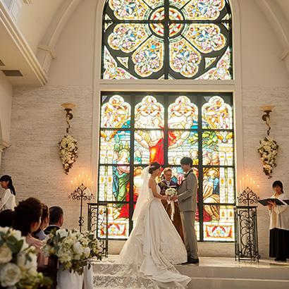 【残2席】天井高10m大聖堂体験×無料試食ブライマリーFES